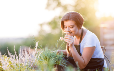 Gardening has Health Benefits